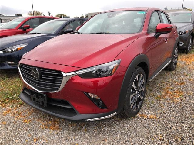 2019 Mazda CX-3 GT (Stk: 190766) in Burlington - Image 1 of 5
