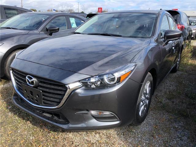 2018 Mazda Mazda3  (Stk: 183518) in Burlington - Image 1 of 5