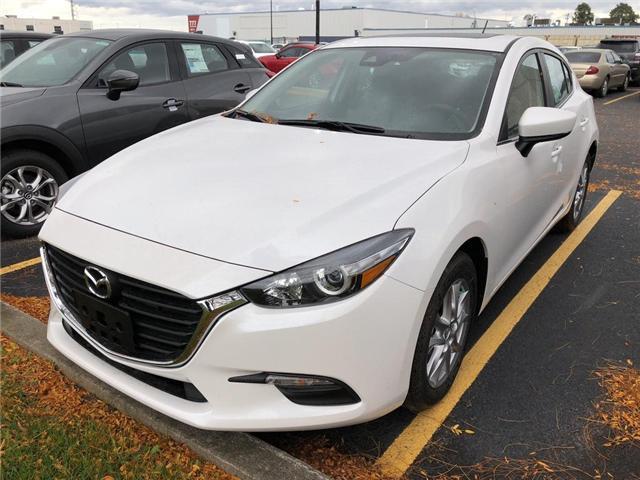 2018 Mazda Mazda3 GS (Stk: 186509) in Burlington - Image 1 of 5