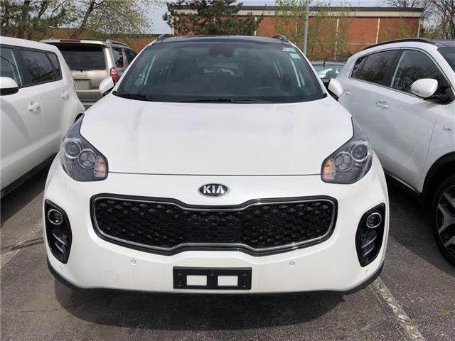 2018 Kia Sportage EX Tech (Stk: 806033) in Burlington - Image 2 of 5