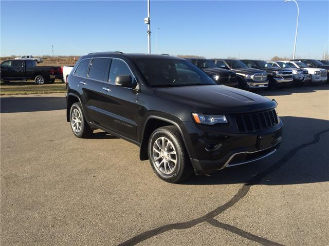 2014 Jeep Grand Cherokee Limited (Stk: PW0262) in Devon - Image 1 of 13