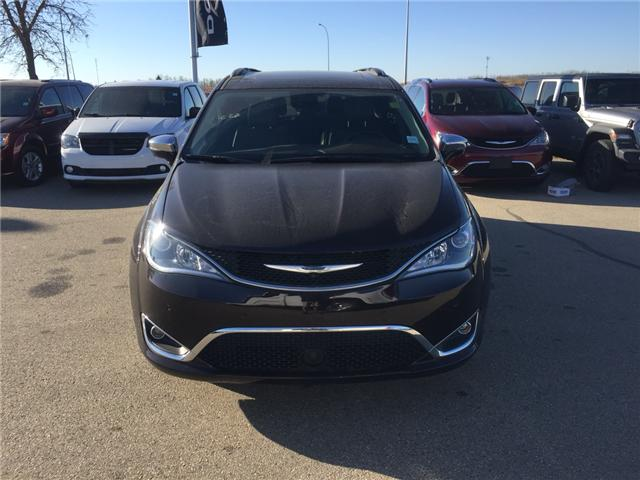 2017 Chrysler Pacifica Limited (Stk: PW0241) in Devon - Image 3 of 15