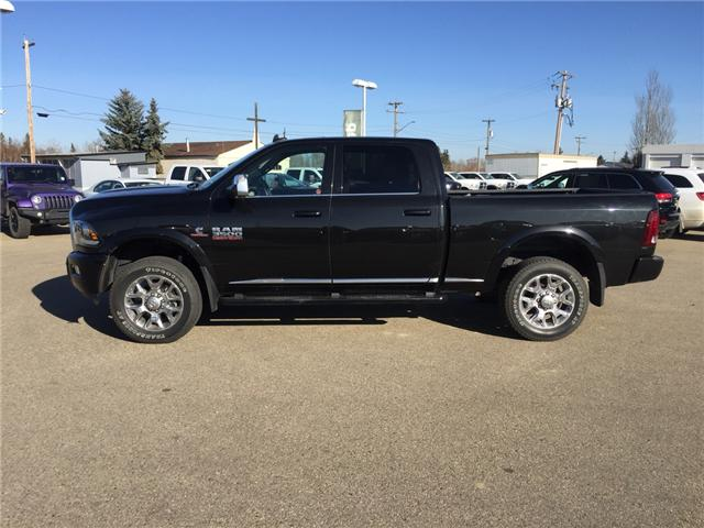 2018 RAM 3500 Longhorn (Stk: PW0237) in Devon - Image 1 of 15