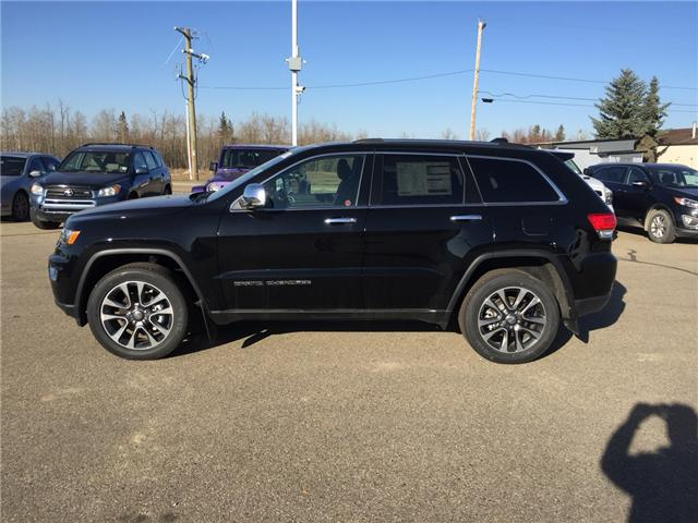 2018 Jeep Grand Cherokee Limited (Stk: 18GH5437) in Devon - Image 1 of 17