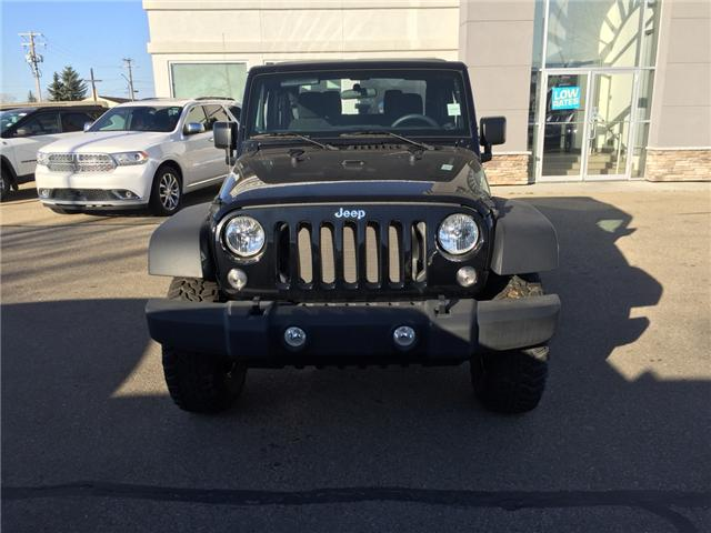2018 Jeep Wrangler JK Sport (Stk: 18WR1516) in Devon - Image 6 of 13
