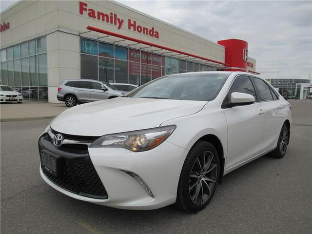 2015 Toyota Camry XSE, GORGEOUS CAMRY! (Stk: U03307) in Brampton - Image 1 of 26