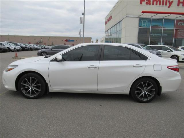2015 Toyota Camry XSE, GORGEOUS CAMRY! (Stk: U03307) in Brampton - Image 2 of 26