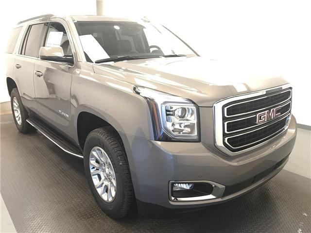 2019 GMC Yukon SLT (Stk: 198148) in Lethbridge - Image 1 of 19
