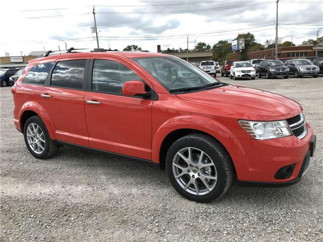 2018 Dodge Journey GT (Stk: 181333) in Windsor - Image 1 of 11