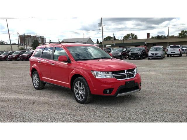 2018 Dodge Journey GT (Stk: 181333) in Windsor - Image 2 of 11
