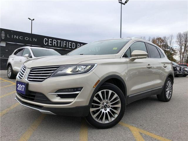 2017 Lincoln MKC Reserve (Stk: MC19002A) in Barrie - Image 1 of 30