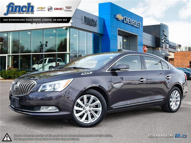2015 Buick LaCrosse Leather (Stk: 122904) in London - Image 1 of 28