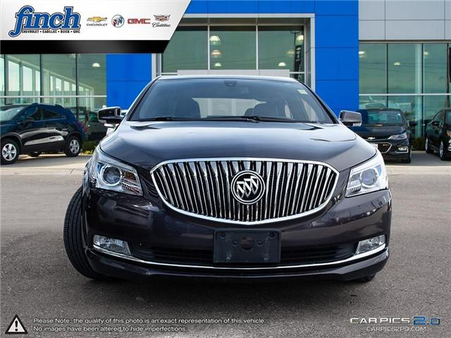 2015 Buick LaCrosse Leather (Stk: 122904) in London - Image 2 of 28