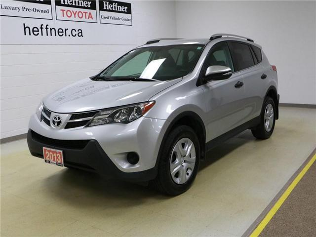 2013 Toyota RAV4  (Stk: 186286) in Kitchener - Image 1 of 26