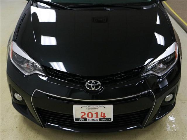 2014 Toyota Corolla  (Stk: 186273) in Kitchener - Image 23 of 27