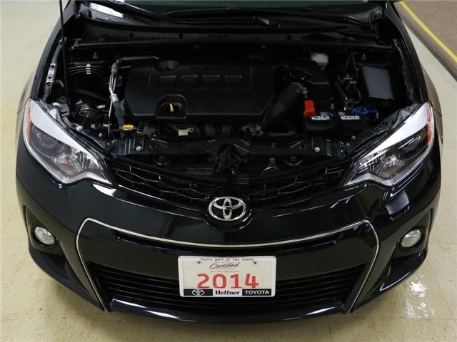 2014 Toyota Corolla  (Stk: 186273) in Kitchener - Image 24 of 27