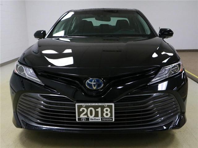 2018 Toyota Camry Hybrid  (Stk: 186305) in Kitchener - Image 20 of 28