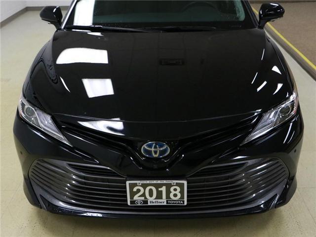 2018 Toyota Camry Hybrid  (Stk: 186305) in Kitchener - Image 24 of 28