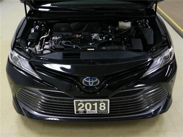2018 Toyota Camry Hybrid  (Stk: 186305) in Kitchener - Image 25 of 28