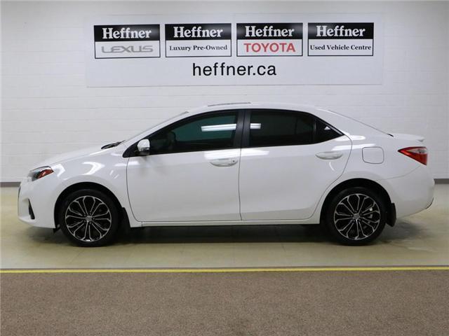 2016 Toyota Corolla  (Stk: 186274) in Kitchener - Image 18 of 27