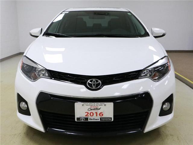 2016 Toyota Corolla  (Stk: 186274) in Kitchener - Image 19 of 27
