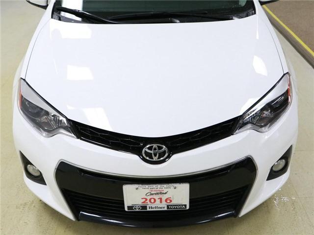 2016 Toyota Corolla  (Stk: 186274) in Kitchener - Image 23 of 27