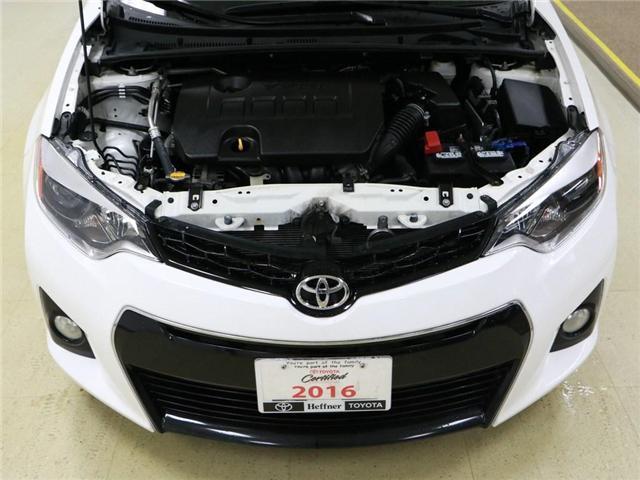 2016 Toyota Corolla  (Stk: 186274) in Kitchener - Image 24 of 27