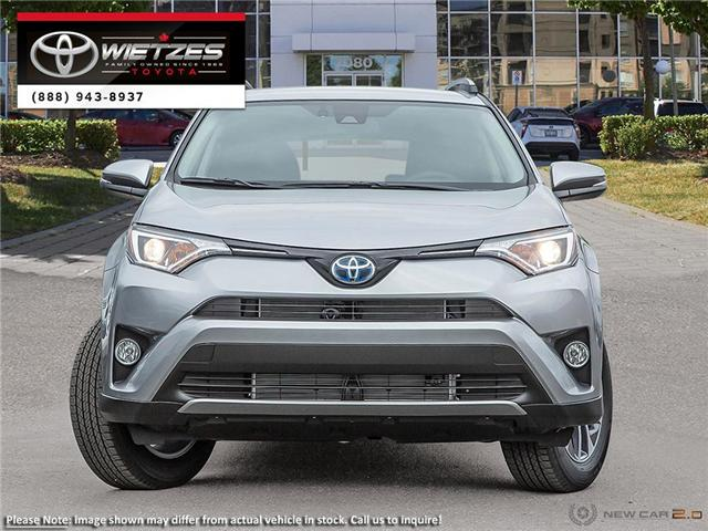 2018 Toyota RAV4 Hybrid Limited (Stk: 66873) in Vaughan - Image 2 of 28