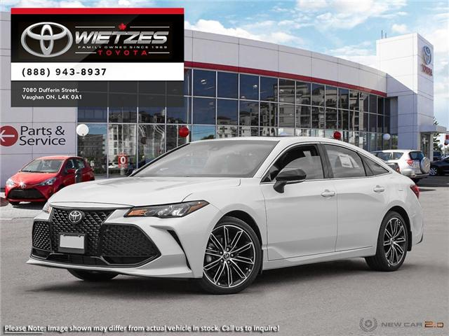 2019 Toyota Avalon XSE (Stk: 67485) in Vaughan - Image 1 of 25