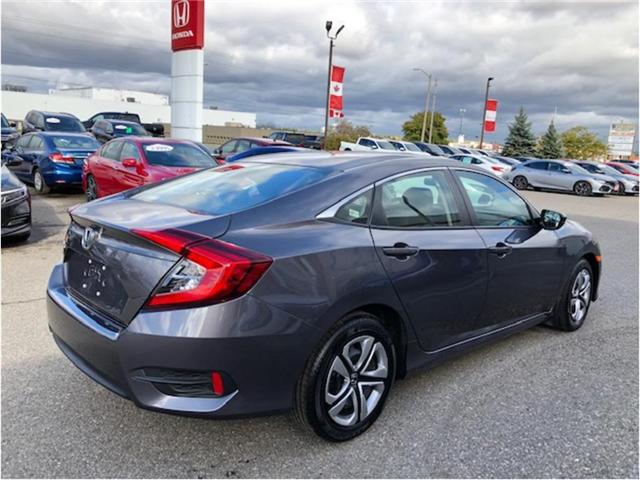 2018 Honda Civic LX (Stk: J9234) in Georgetown - Image 2 of 10
