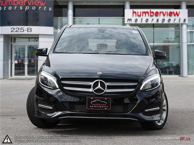 2018 Mercedes-Benz B-Class Sports Tourer (Stk: 18HMS554) in Mississauga - Image 2 of 27