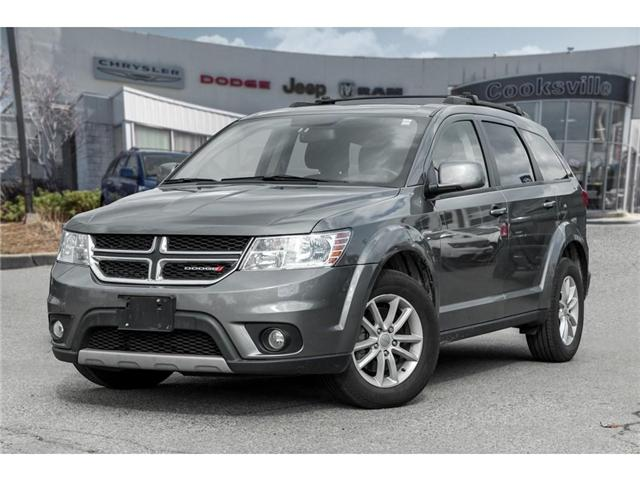 2013 Dodge Journey SXT/Crew (Stk: 329088T) in Mississauga - Image 1 of 20