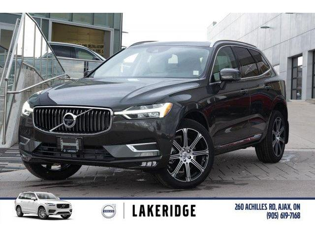 2019 Volvo XC60 Inscription (Stk: V0262) in Ajax - Image 1 of 30