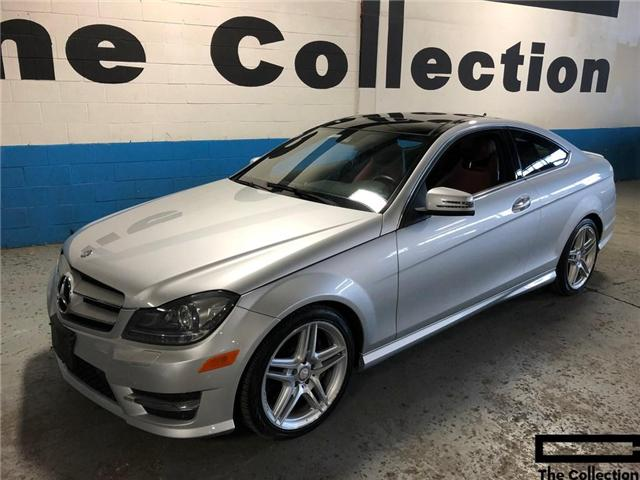 2013 Mercedes-Benz C-Class Base (Stk: 11820) in Toronto - Image 1 of 26