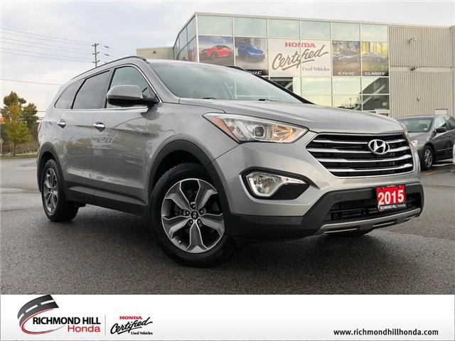 2015 Hyundai Santa Fe XL Premium (Stk: 181706A) in Richmond Hill - Image 1 of 23