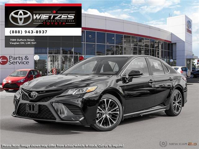 2019 Toyota Camry SE (Stk: 67507) in Vaughan - Image 1 of 27