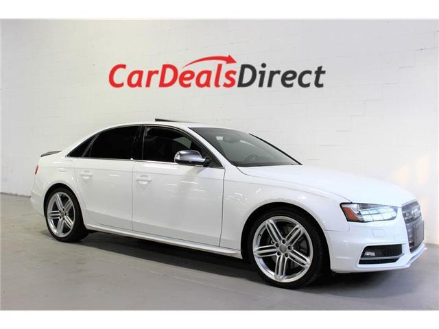 2013 Audi S4 3.0T Premium (Stk: 219293) in Vaughan - Image 1 of 30