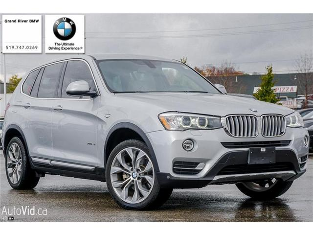 2016 BMW X3 xDrive35i (Stk: PW4534) in Kitchener - Image 1 of 21
