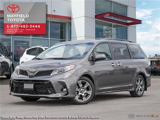 2019 Toyota Sienna SE 8-Passenger (Stk: 190241) in Edmonton - Image 1 of 24