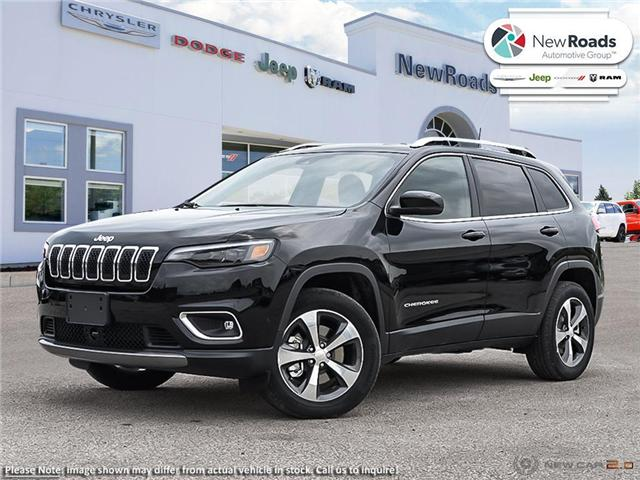 2019 Jeep Cherokee Limited (Stk: J18441) in Newmarket - Image 1 of 23