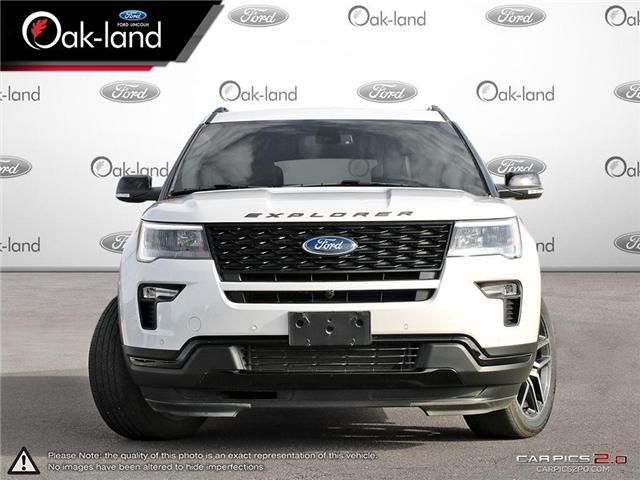 2018 Ford Explorer Sport (Stk: R3356) in Oakville - Image 2 of 26