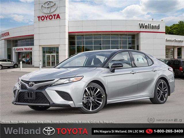 2019 Toyota Camry  (Stk: CAM6128) in Welland - Image 1 of 24