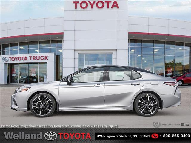 2019 Toyota Camry  (Stk: CAM6128) in Welland - Image 3 of 24