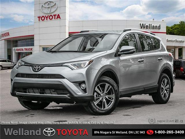 2018 Toyota RAV4 XLE (Stk: RAV6021) in Welland - Image 1 of 24