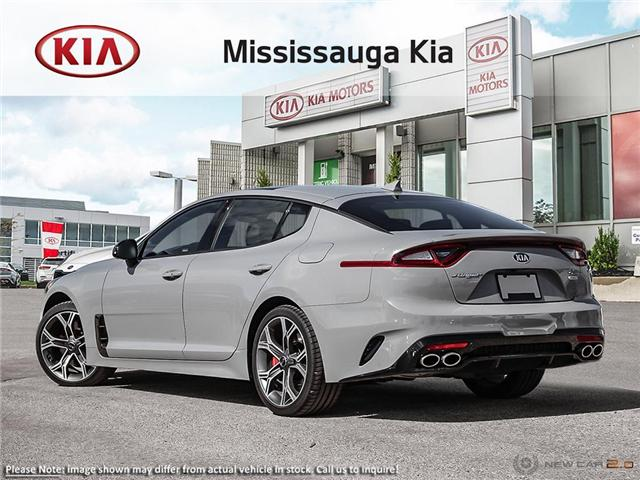 2019 Kia Stinger GT Limited (Stk: ST19001) in Mississauga - Image 4 of 24