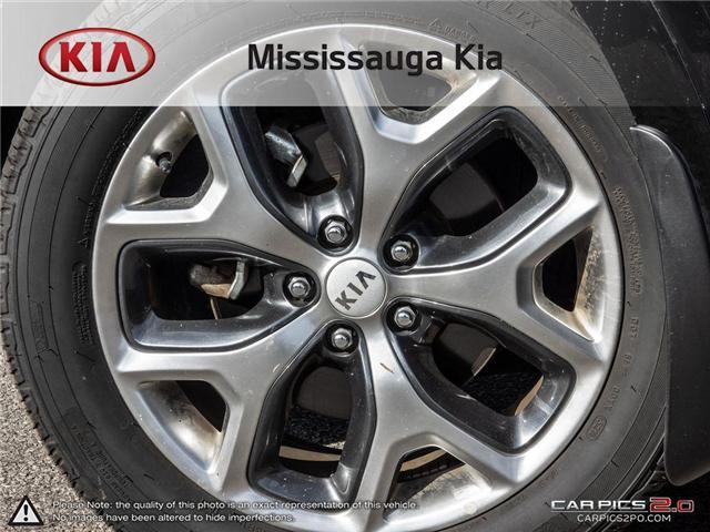 2017 Kia Sorento 2.0L SX (Stk: SR17105) in Mississauga - Image 6 of 27
