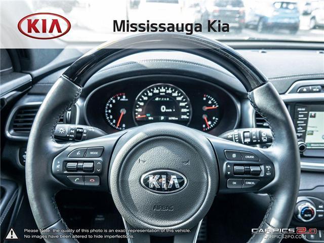 2017 Kia Sorento 2.0L SX (Stk: SR17105) in Mississauga - Image 14 of 27