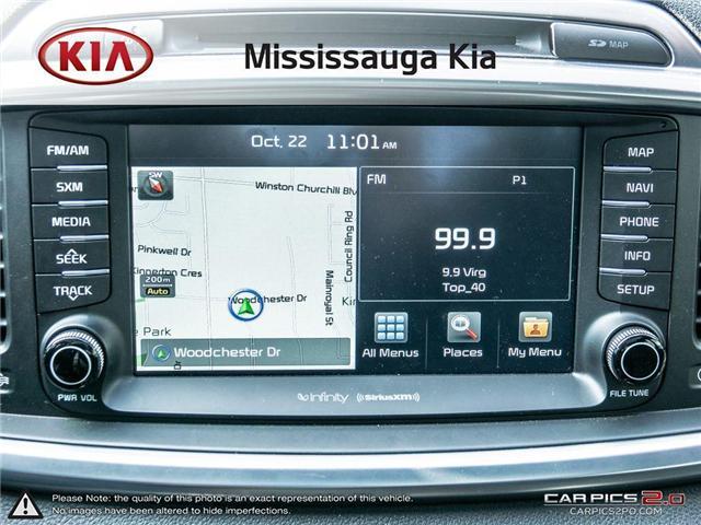 2017 Kia Sorento 2.0L SX (Stk: SR17105) in Mississauga - Image 21 of 27