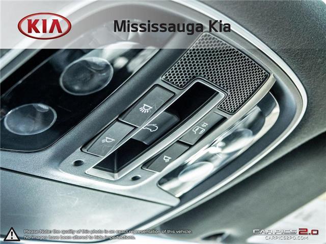 2017 Kia Sorento 2.0L SX (Stk: SR17105) in Mississauga - Image 22 of 27