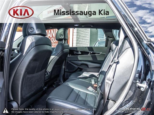 2017 Kia Sorento 2.0L SX (Stk: SR17105) in Mississauga - Image 24 of 27
